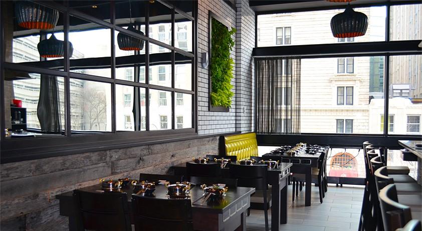 Shabumaru restaurant interior